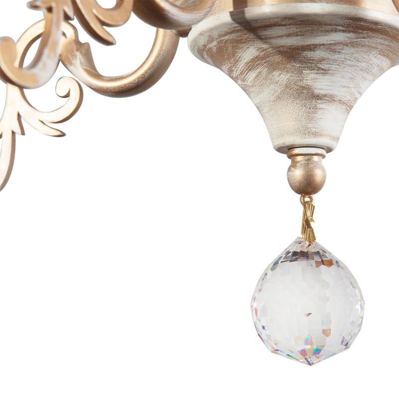 """Závěsný lustr na řetězu 11855 """"AFRODITA"""" foto2"""