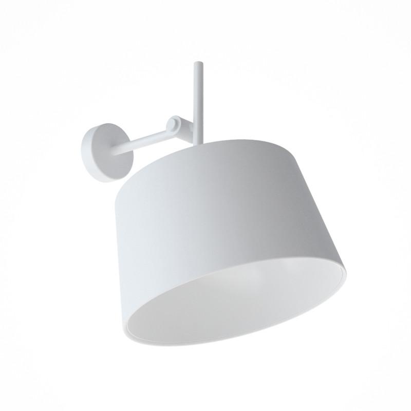 """Designové nástěnné světlo s bílým stínidlem 60401 """"Lefor"""" foto4"""